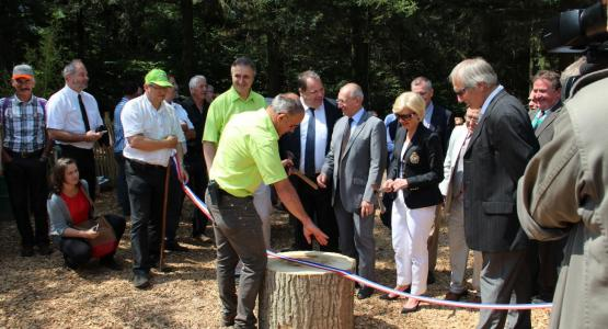 The Minister has declared his participation at Euroforest 2018